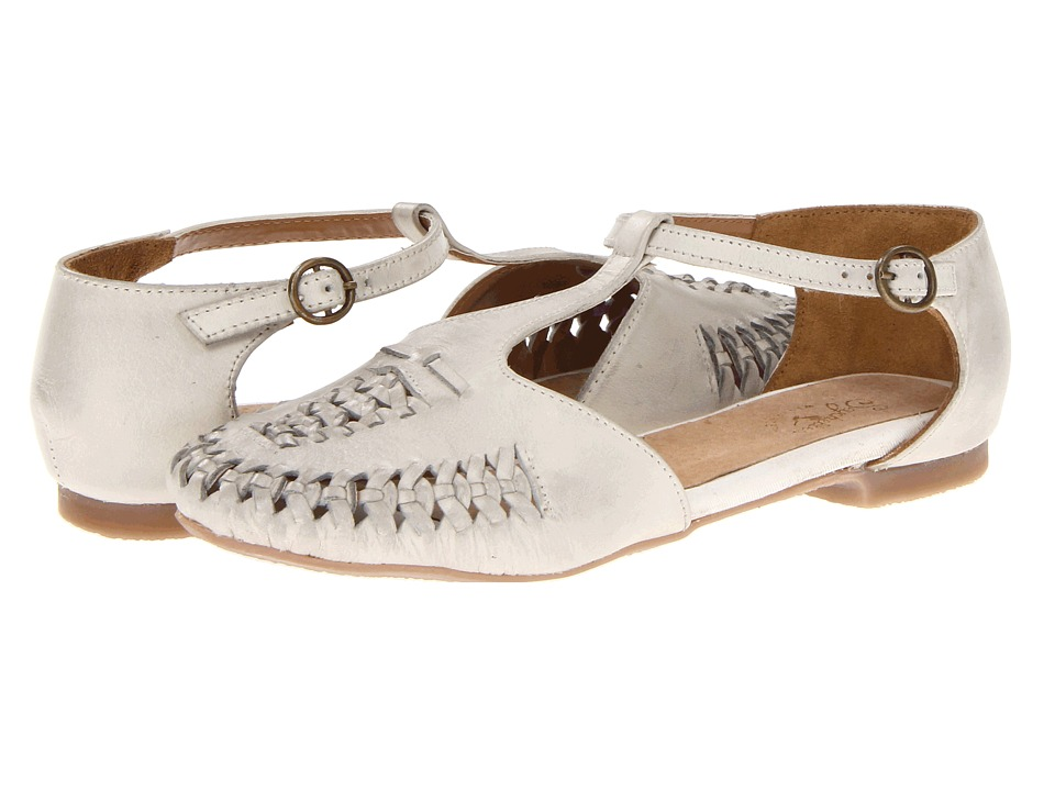 Seychelles - Cayenne (White) Women's Flat Shoes