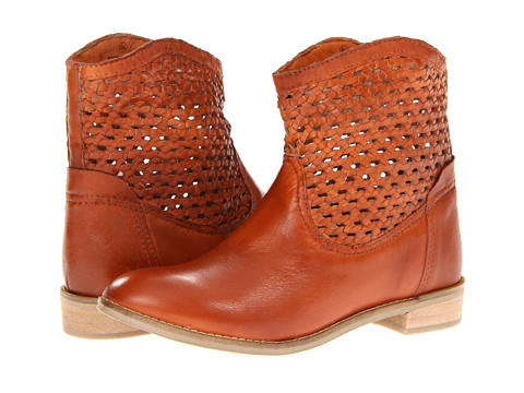 Seychelles - Knock At The Door (Cognac) Women's Boots