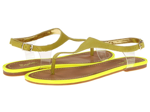 Seychelles - Clove (Acid Yellow) Women's Sandals