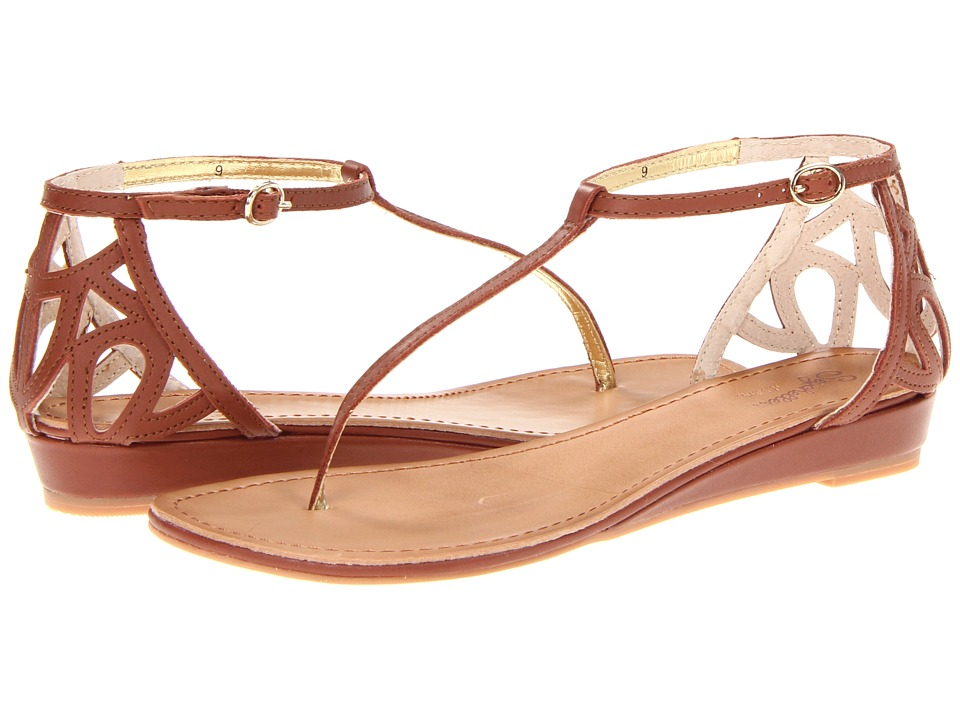 Seychelles - Fearless (Whiskey) Women's Sandals