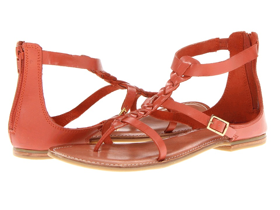 Seychelles - Sage (Orange) Women's Sandals