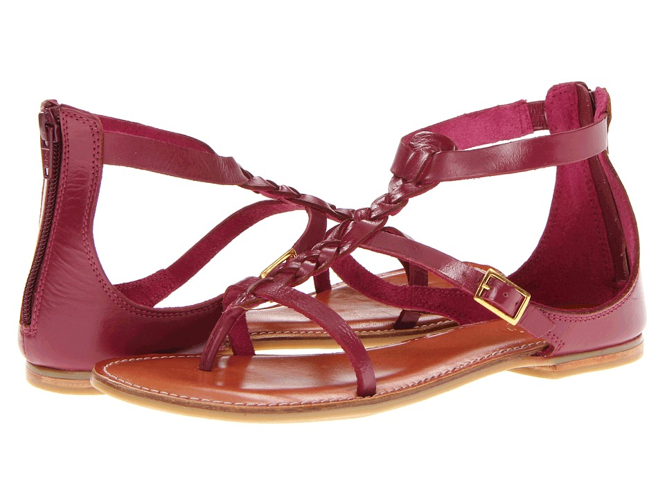 Seychelles - Sage (Plum) Women's Sandals
