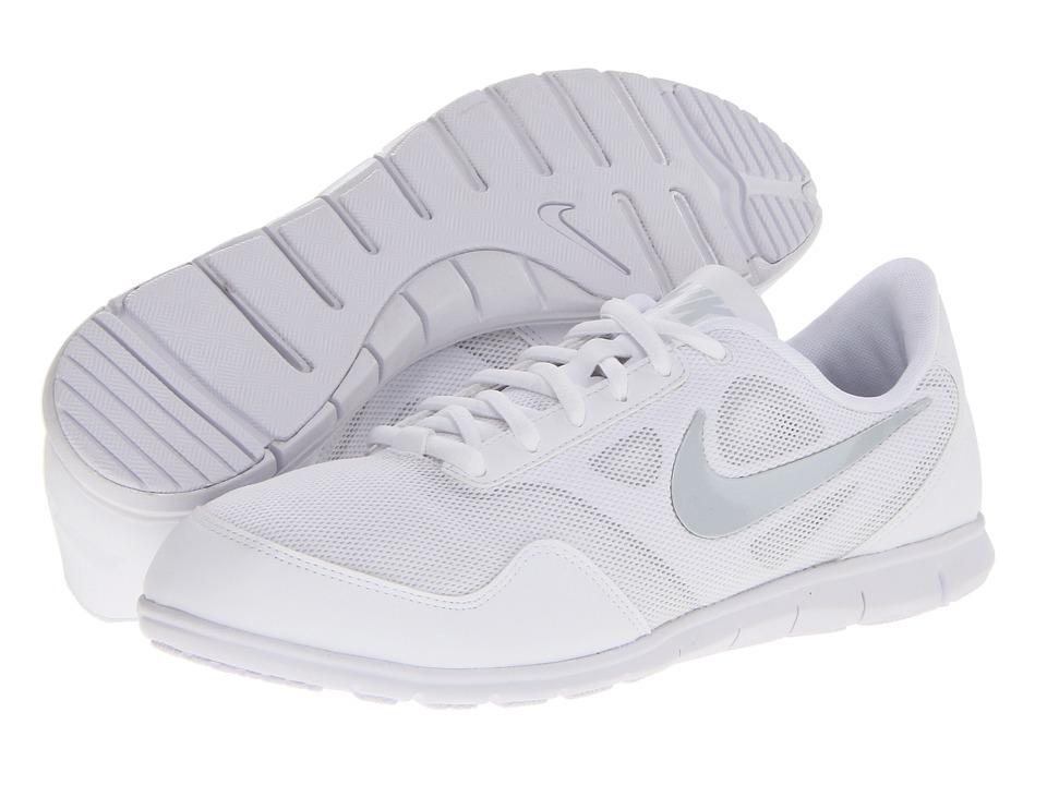 Nike Cheer Compete (White/White/Pure Platinum) Women