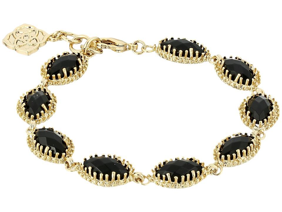 Kendra Scott - Jana Bracelet (Black Onyx) Bracelet
