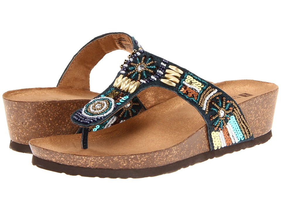 White Mountain - Brilliant (Navy) Women's Sandals