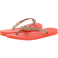 SALE! $16.99 - Save $13 on Havaianas Flash Sweet Flip Flops (Salmon) Footwear - 43.37% OFF $30.00