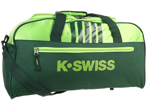 K-Swiss - Duffel Bag (Green) Duffel Bags