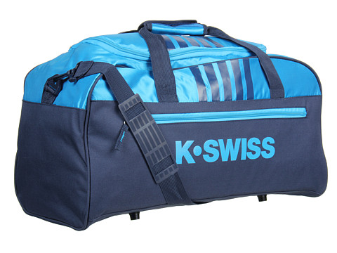 K-Swiss - Duffel Bag (Blue) Duffel Bags