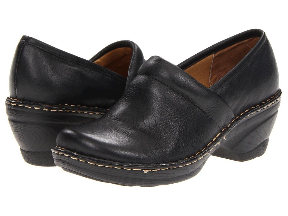 Comfortiva - Larissa (Black) Women's Clog Shoes