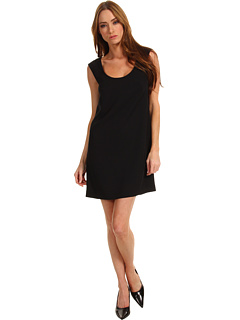 SALE! $139.99 - Save $205 on tibi Sleeveless Dress (Black) Apparel - 59.42% OFF $345.00