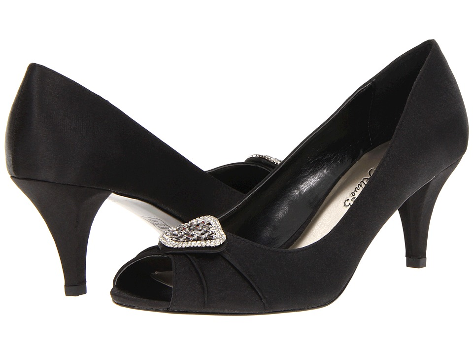 Easy Street - Shalimar (Black) Women's Bridal Shoes