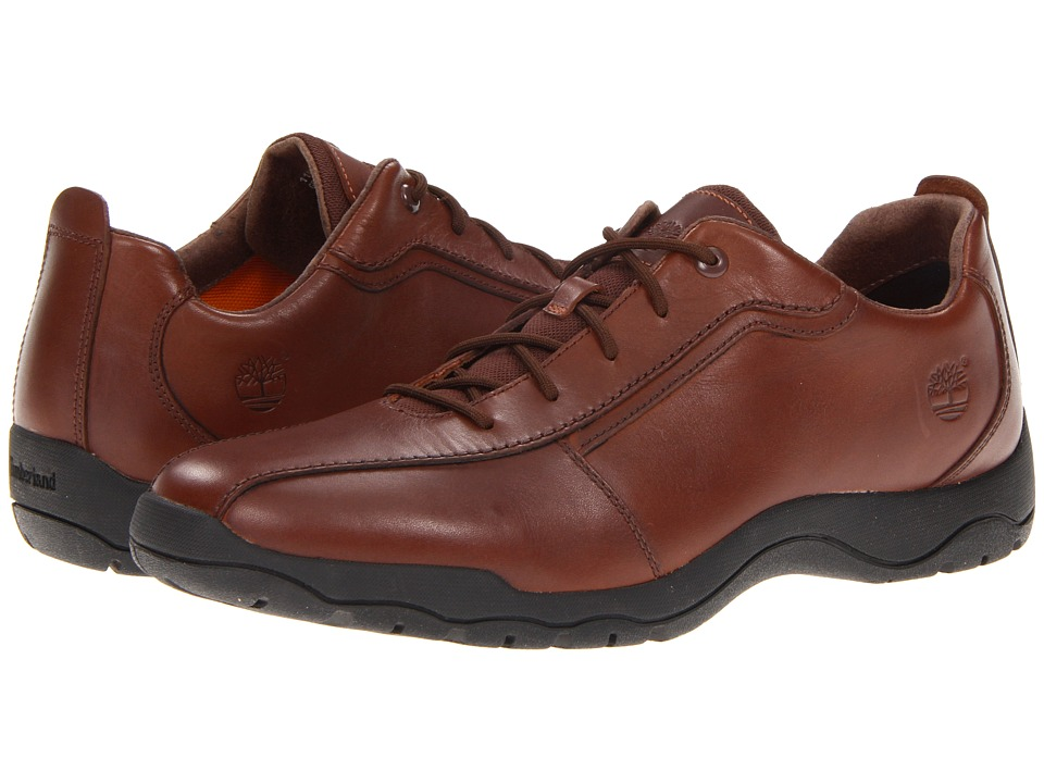 Timberland - Earthkeepers Endurance Mount Kisco Oxford (Red Brown) Men's Shoes