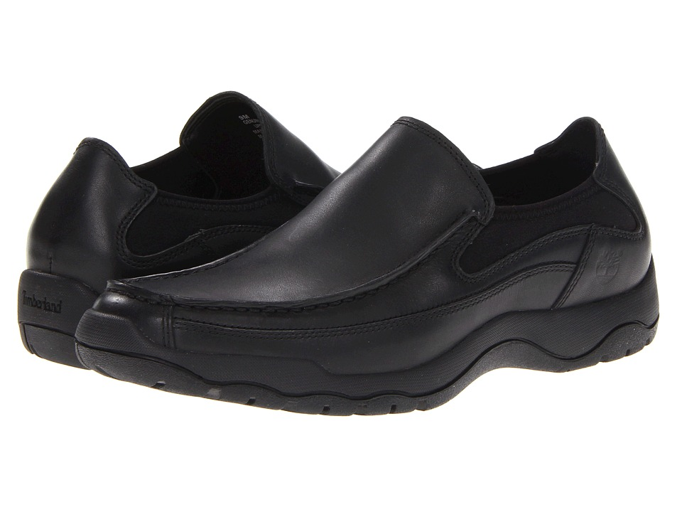 Timberland - Earthkeepers Mount Kisco Slip-On (Black) Men's Slip on Shoes