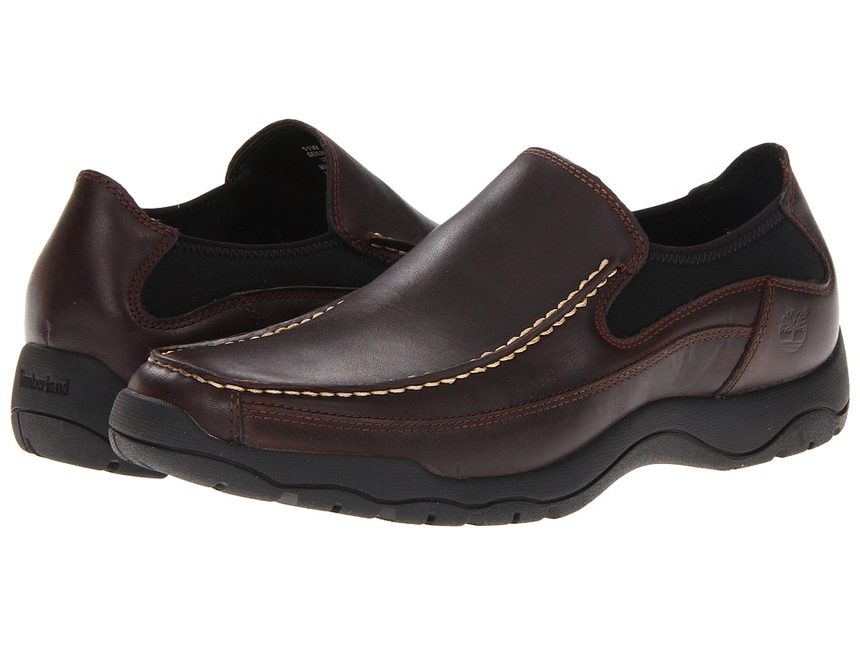 Timberland - Earthkeepers Mount Kisco Slip-On (Brown) Men's Slip on Shoes