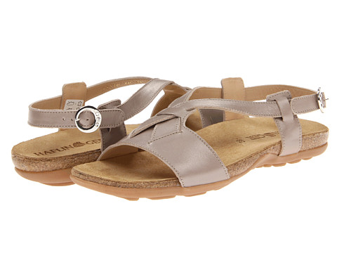 Haflinger - Reilly (Cappucino) Women's Sandals