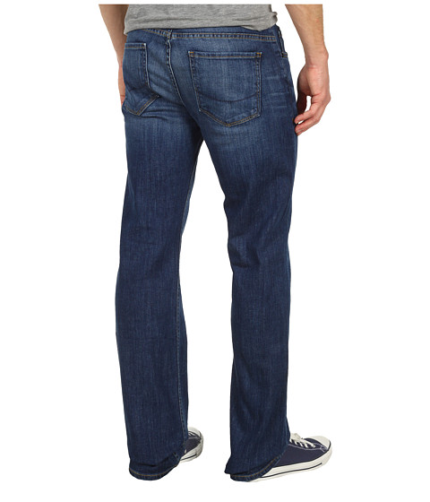 Paige - Doheny Straight in Current (Current) Men's Jeans