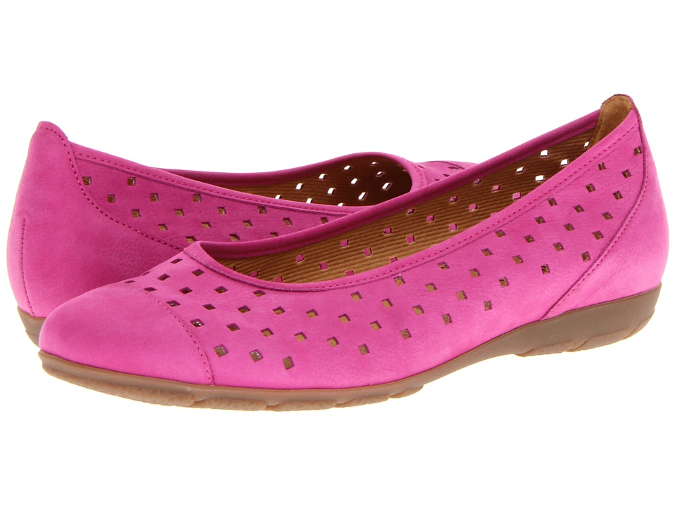 Gabor - Gabor 44.169 (Pink) Women's Flat Shoes