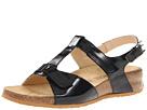 Haflinger - Olga (Black Patent) - Footwear