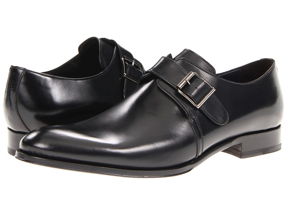 To Boot New York - Campbell (Black Parma) Men's Shoes