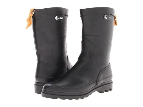 AIGLE - Bison (Black) Rain Boots