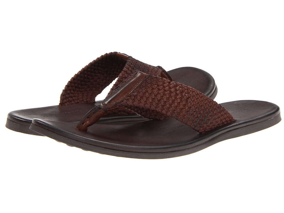 To Boot New York - Cadiz (Vitello Marrone 2) Men's Sandals