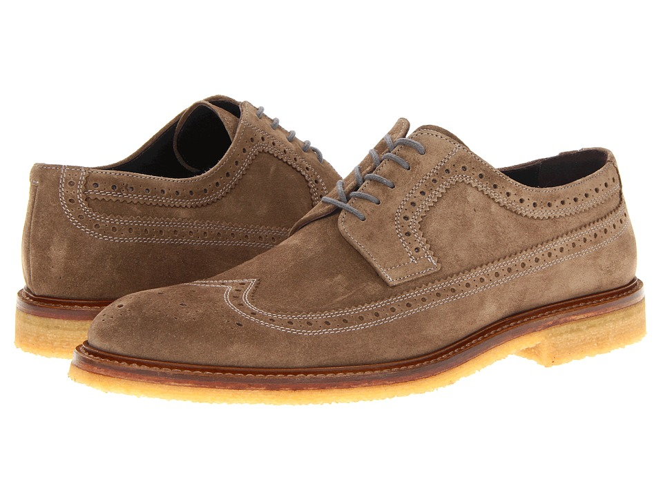 To Boot New York - Spencer (Flint Softy) Men's Lace up casual Shoes