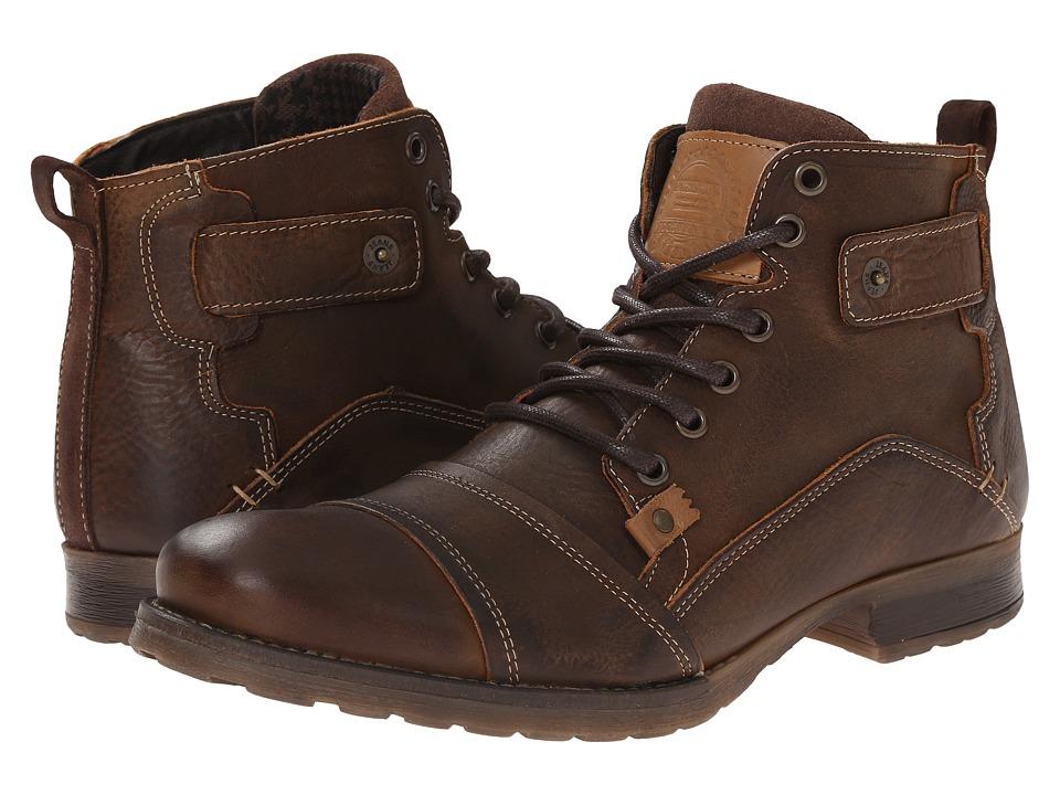 Type Z - Harvey (Brown Leather) Men