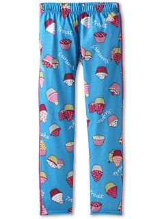 SALE! $16.99 - Save $18 on Hot Chillys Kids Midweight Print Bottom (Little Kids Big Kids) (Cupcakes Blue) Apparel - 51.46% OFF $35.00