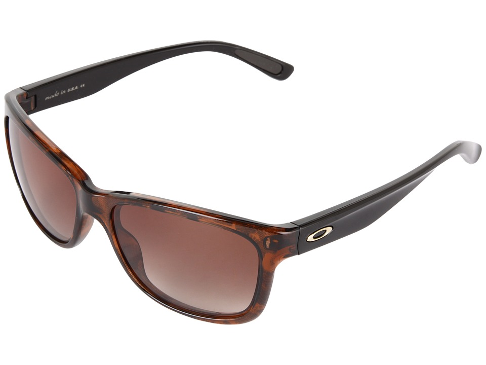 Oakley - Forehand (Brown w/ Dark Brown Gradient) Sport Sunglasses