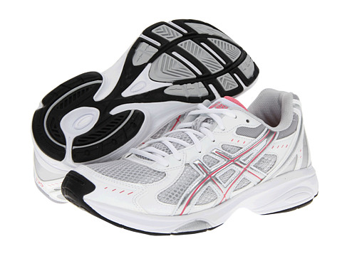 ASICS - GEL-Express 4 (Silver/Lightning/Pink) Women