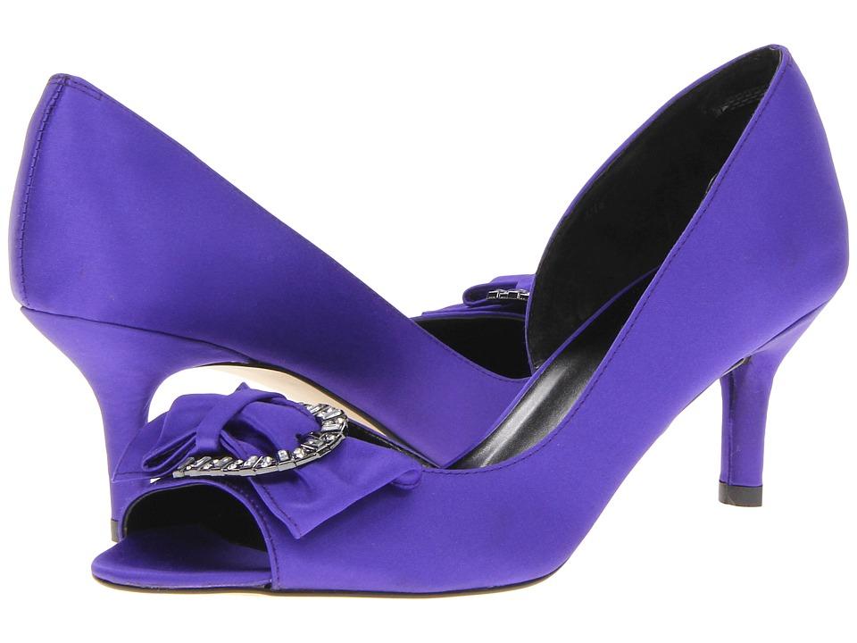 Vigotti - Metis (Purple/Plum) Women's Slip-on Dress Shoes
