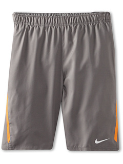 SALE! $16.99 - Save $8 on Nike Kids N.E.T. Short (Little Kids Big Kids) (Sport Grey White) Apparel - 32.04% OFF $25.00