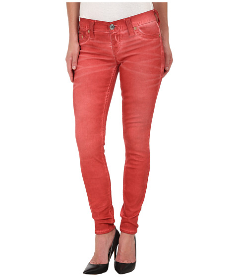 True Religion - Casey Cold Press Legging in Tomato (Tomato) Women's Jeans