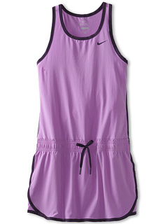 SALE! $18 - Save $22 on Nike Kids Tennis Dress (Little Kids Big Kids) (Atomic Purple Grand Purple Grand Purple) Apparel - 55.00% OFF $40.00