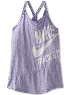 SALE! $16.99 - Save $13 on Nike Kids RCO Racerback Tank (Little Kids Big Kids) (Court Purple Polarized Pink) Apparel - 43.37% OFF $30.00
