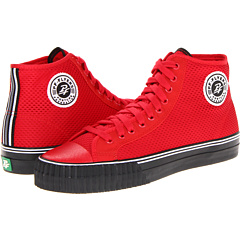 SALE! $12.5 - Save $38 on PF Flyers Center Hi (Red Mesh) Footwear - 75.00% OFF $50.00