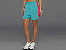 Nike - E4 Short (Sport Turquoise/Pink Force/Electro Orange/Electro Orange) - Apparel
