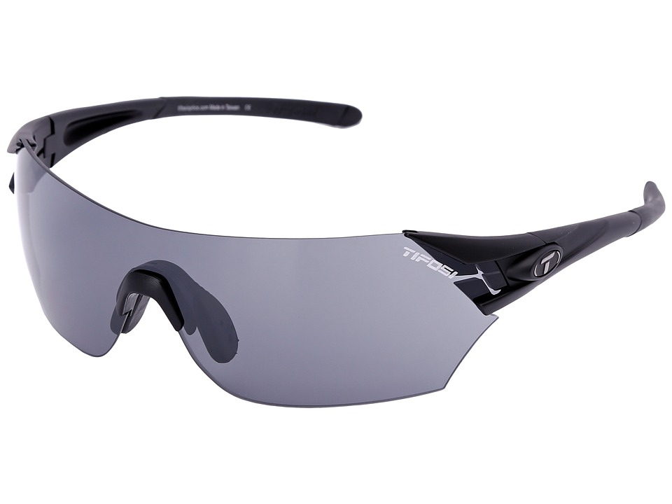 Tifosi Optics - Podium Golf Interchangeable (Matte Black) Athletic Performance Sport Sunglasses