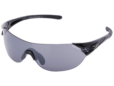 Tifosi Optics - Podium S Golf Interchangeable (Gloss Black 2/Smoke/GT/EC Lens) Athletic Performance Sport Sunglasses