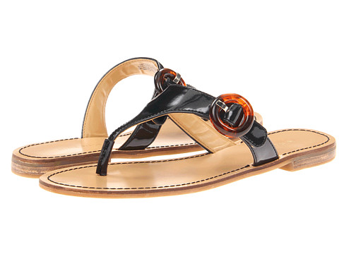 Nine West - Fanciful (Black Synthetic) Women's Sandals
