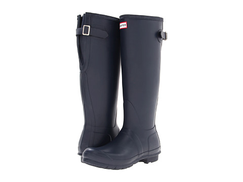 Hunter - Original Adjustable (Navy) Women's Rain Boots