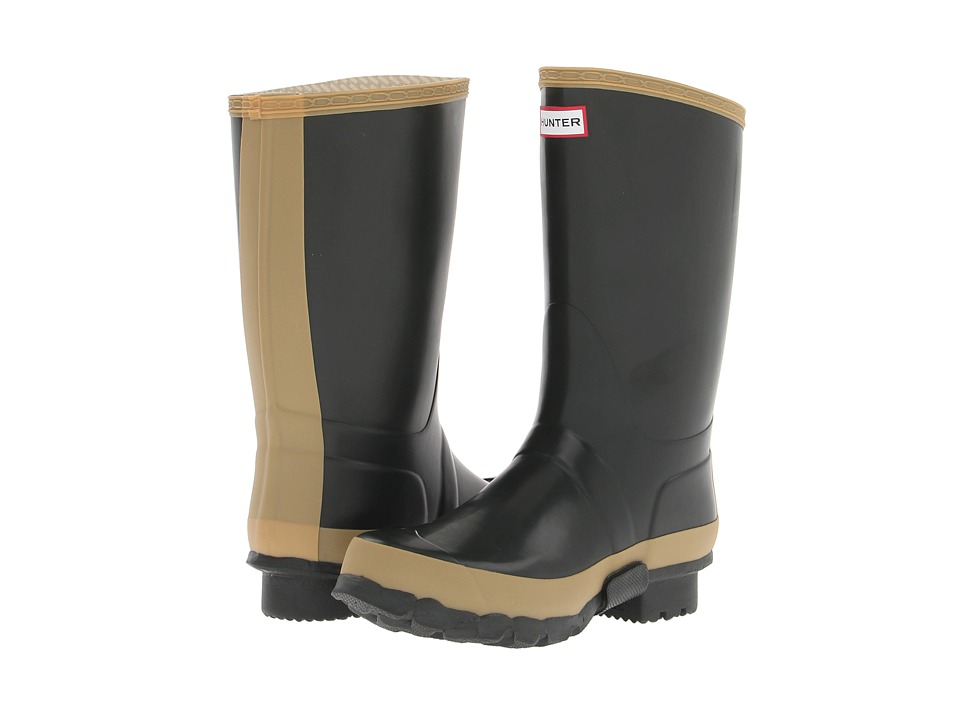 Hunter - Garden Boot (Dark Olive) Women's Rain Boots