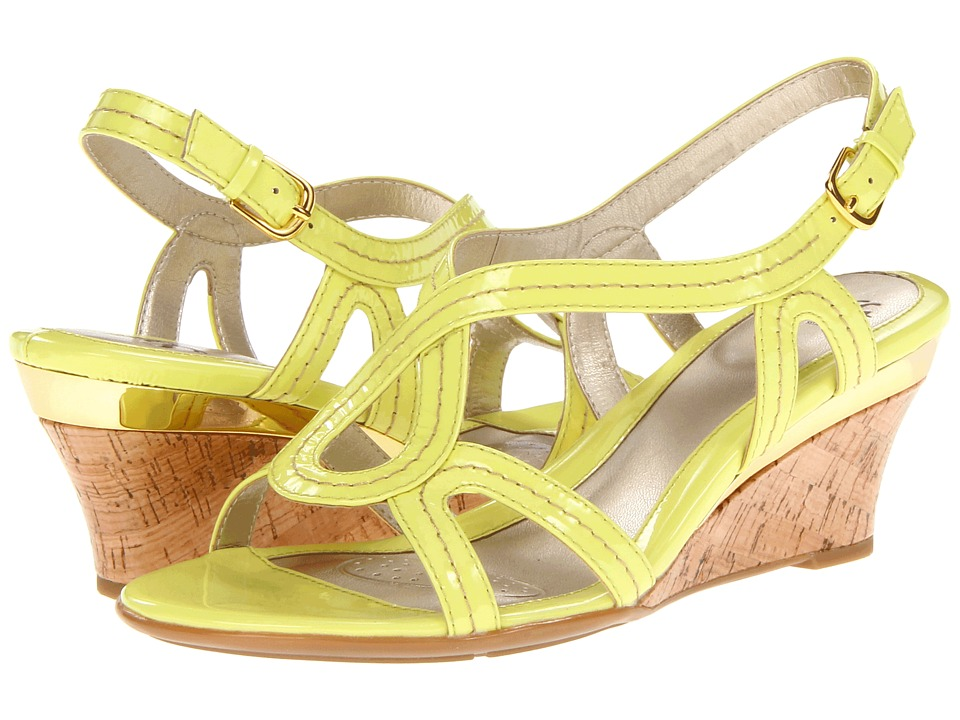 Sofft - Paharita (Mellow Yellow Patent Leather) Women