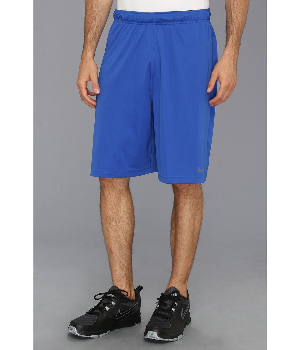 Nike - Fly Short 2.0 (Game Royal/Game Royal/Flint Grey) Men's Shorts