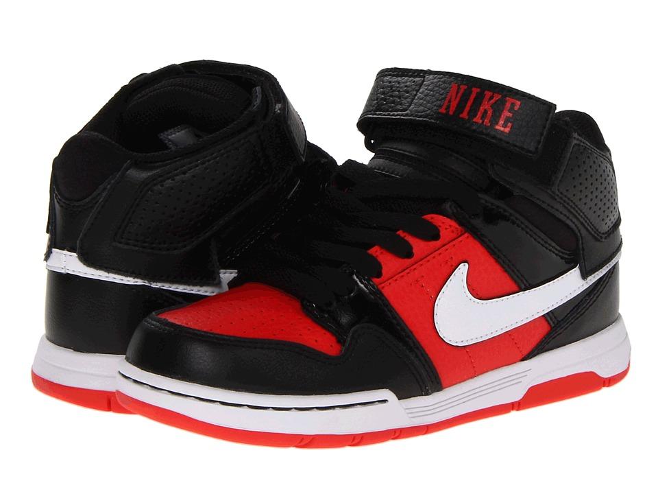 3f1357ca0447 Nike SB Kids Mogan Mid 2 Jr Boys Shoes (Black) on PopScreen