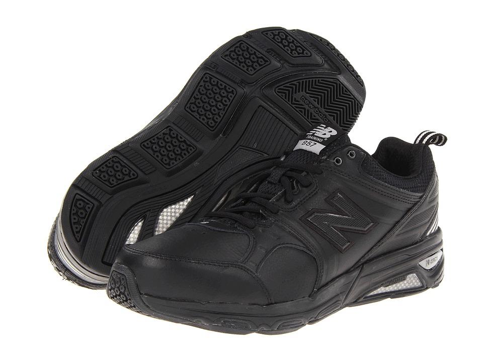 ... UPC 886863695320 product image for New Balance MX857 (Black) Men s  Cross Training Shoes  e1563414330