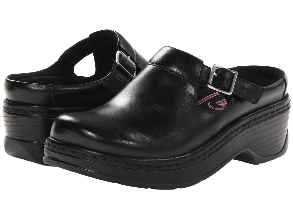 Klogs Footwear - Euro (Black Smooth) Women's Shoes