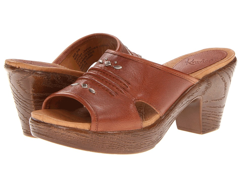 Klogs Footwear - Nicks (Whiskey) Women's Sandals
