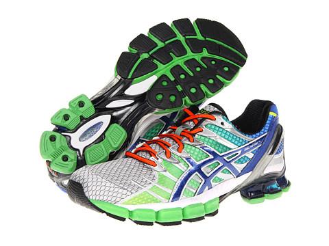 ASICS GEL-Kinsei 4 (Lime/Royal/Lightning) Men's Running Shoes