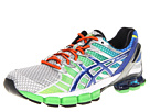 ASICS - GEL-Kinsei 4 (Lime/Royal/Lightning) - Footwear